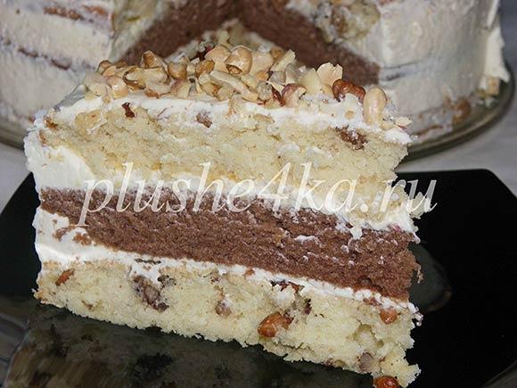 Домашний торт «Генерал»