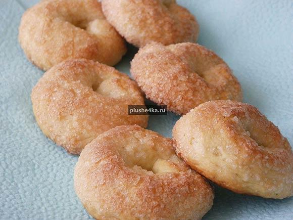Сахарное печенье из песочного теста