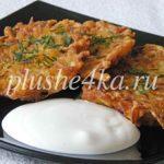 Классические картофельные драники