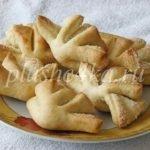 Печенье «Гусиные лапки» без творога