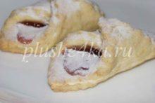 Печенье «Минутка» с повидлом
