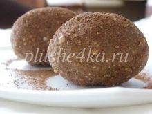 Пирожное «Картошка» из сухарей