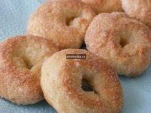 Сахарное песочное печенье