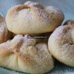 Творожно-песочное печенье